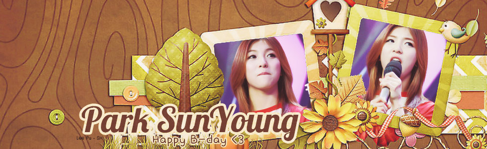 [09.08.13] HPBD To You - Park SunYoung by chutchi54