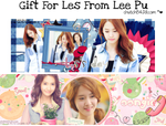[11.10.2013] YoonA - Gift For Les