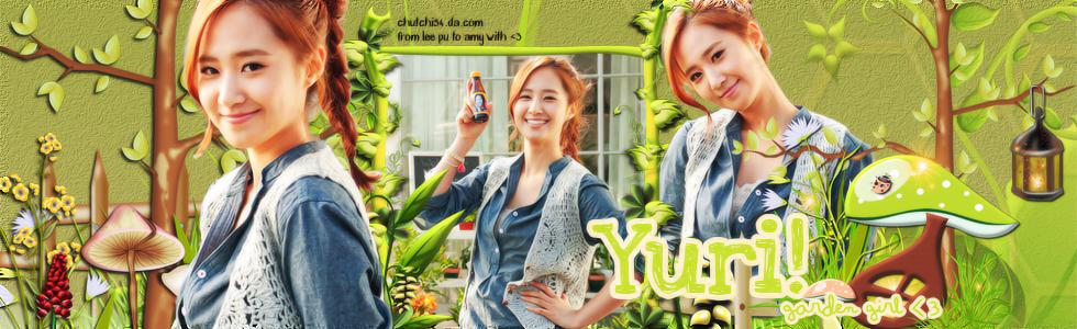 [17.10.2013] Yuri! - HPBD Amy Chan :* by chutchi54