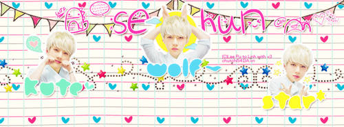 [14.08.31] Cover Sehun by chutchi54
