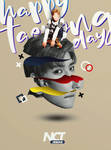 HBD TAEYONG 2019 by HYEONWOO (NCT Designs.)