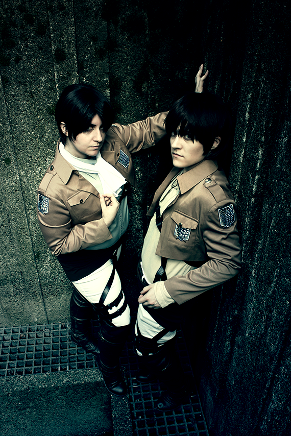 snk || the myth and the hero by fullmetal-punk