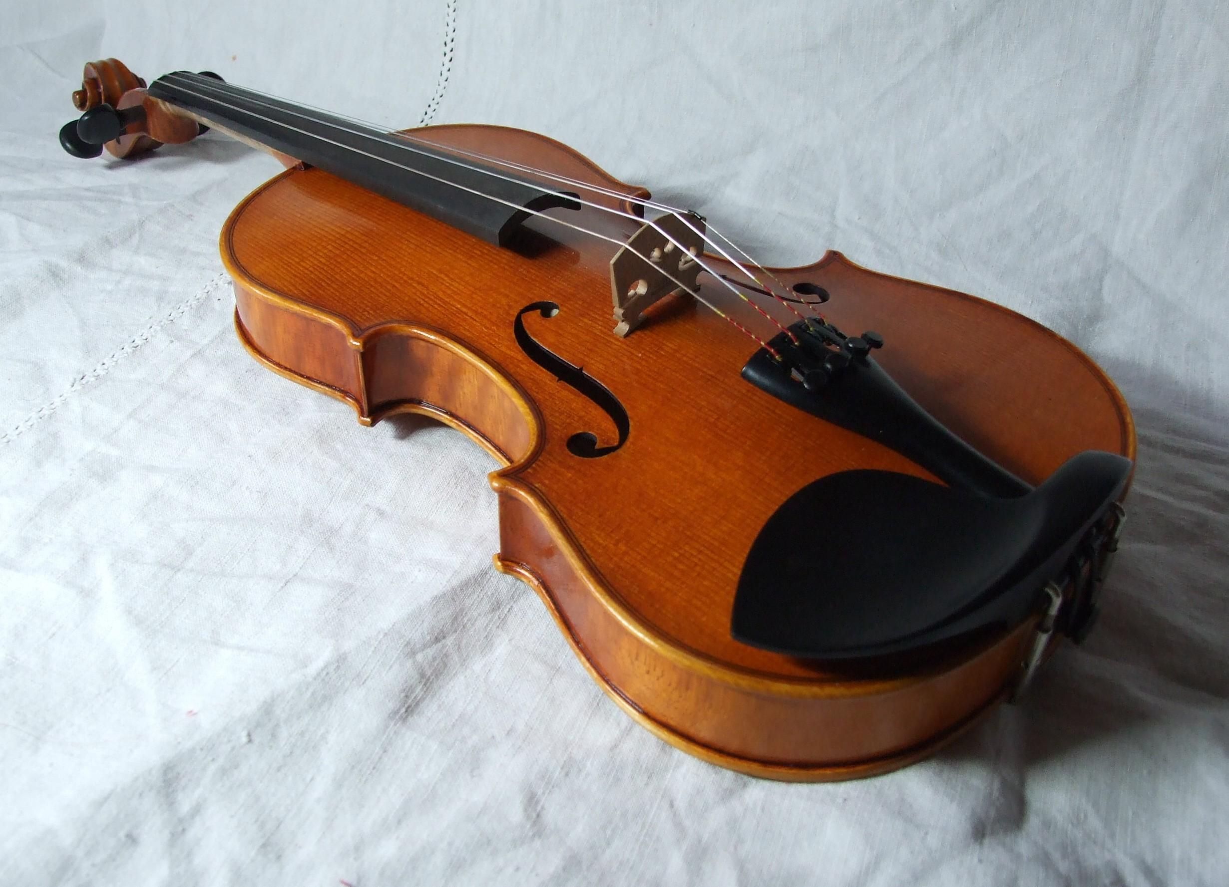 violin 7 by sacral-stock
