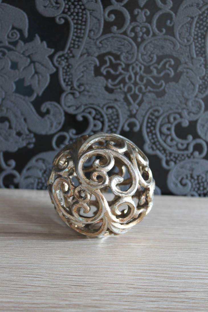Gold Ball by sacral-stock