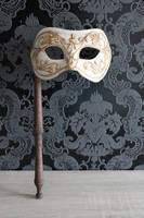 Venetian Mask 4 by sacral-stock