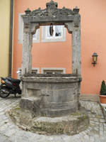 Rothenburg 2 Well by sacral-stock