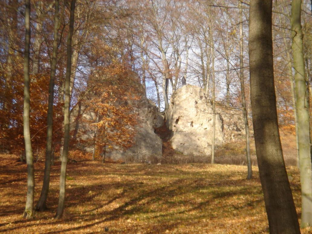 Altenstein - rock 2 by sacral-stock