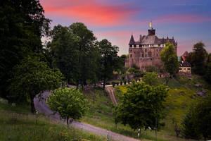 Castle Berlepsch by artmobe
