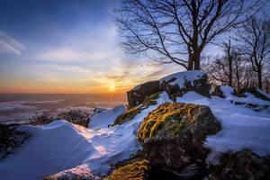 Kalbe Winter Morning by artmobe