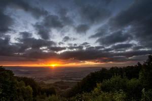 Schwalbenthal Sunrise by artmobe