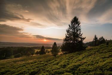 Meissner Sunset