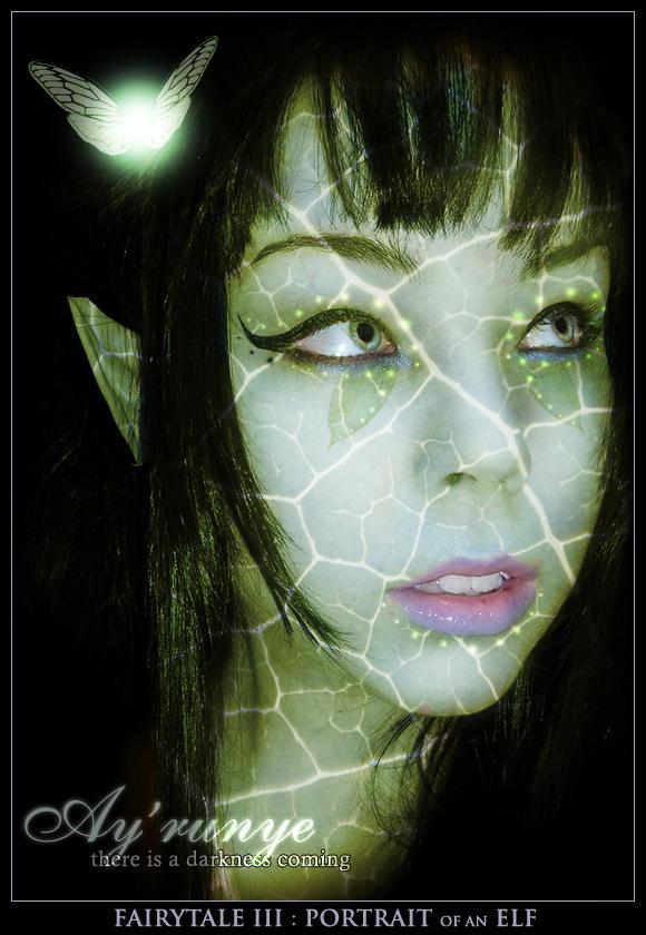 Fairytale III   Portrait by cleindori