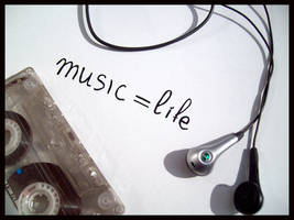 Music is Life by Add1ct3d