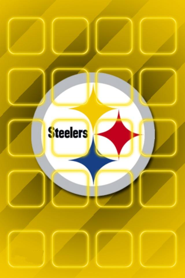 DeviantArt: More Like Steelers Homescreen Wallpaper by spencer4757