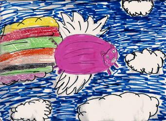 Nyan Pig by spencer4757