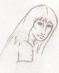 Woman by EbonButterflyWings