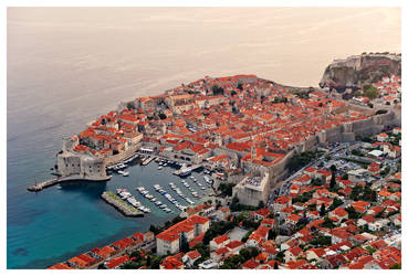 Dubrovnik by DSent