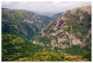 Tara Canyon by DSent