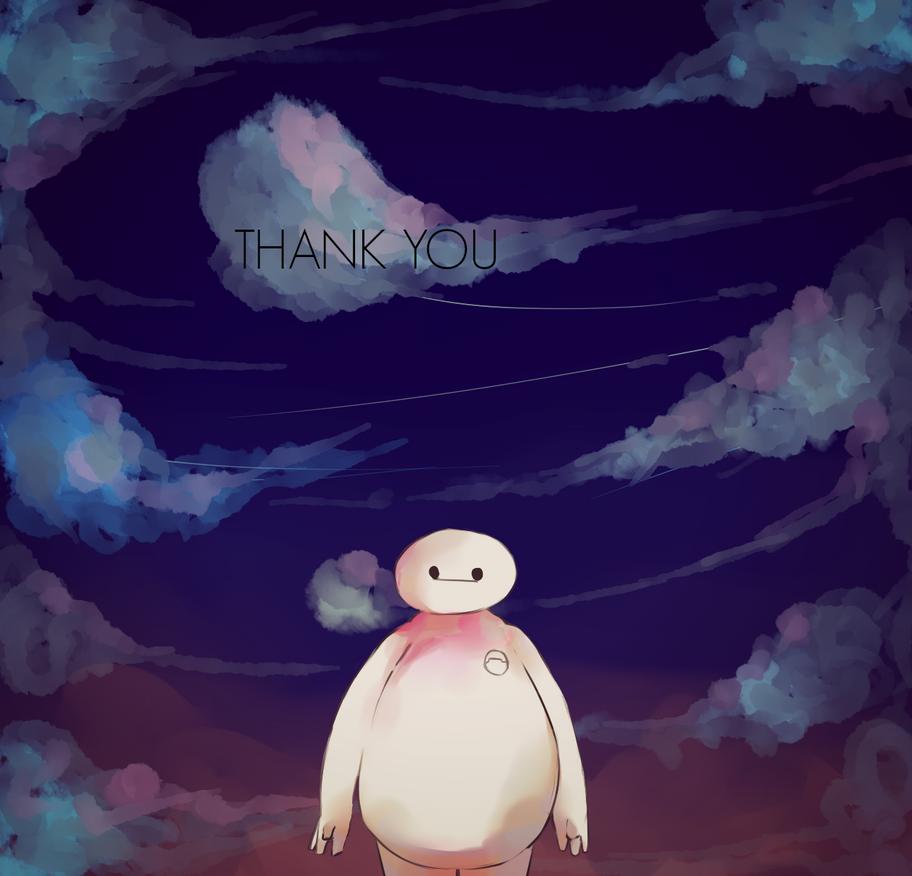 THANK YOU by Yuennishi