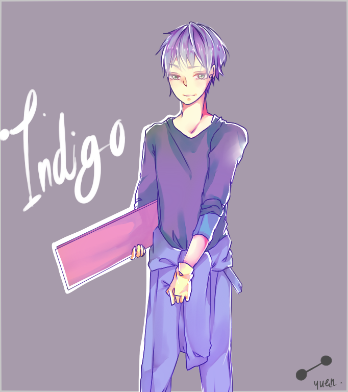 Indigo by Yuennishi
