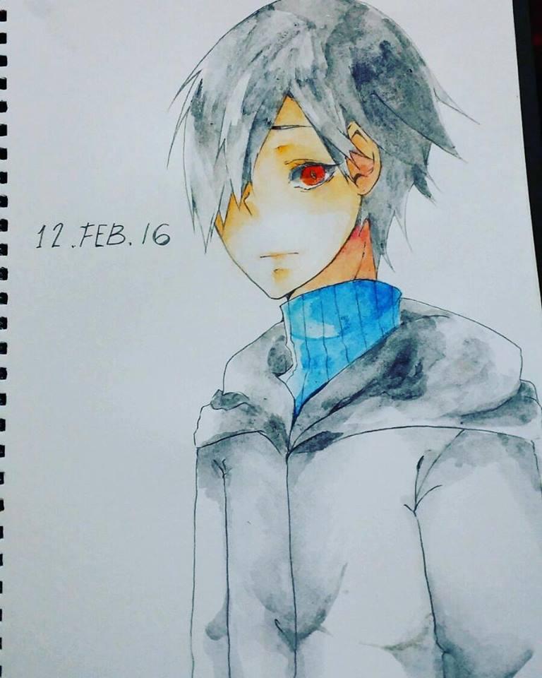 I SEE TRAD ART by Yuennishi