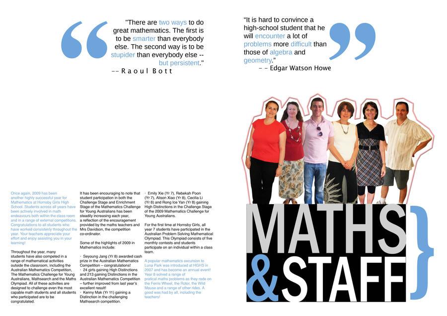magazine design layout