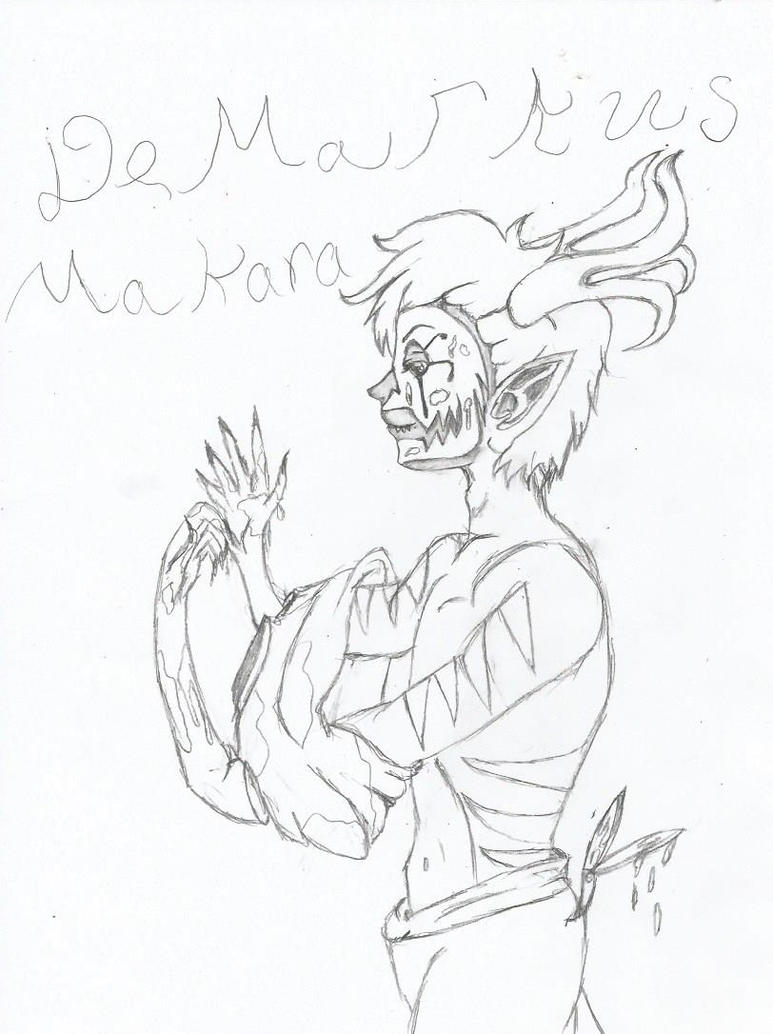 DeMarkus Makara by HotohoriLOVER
