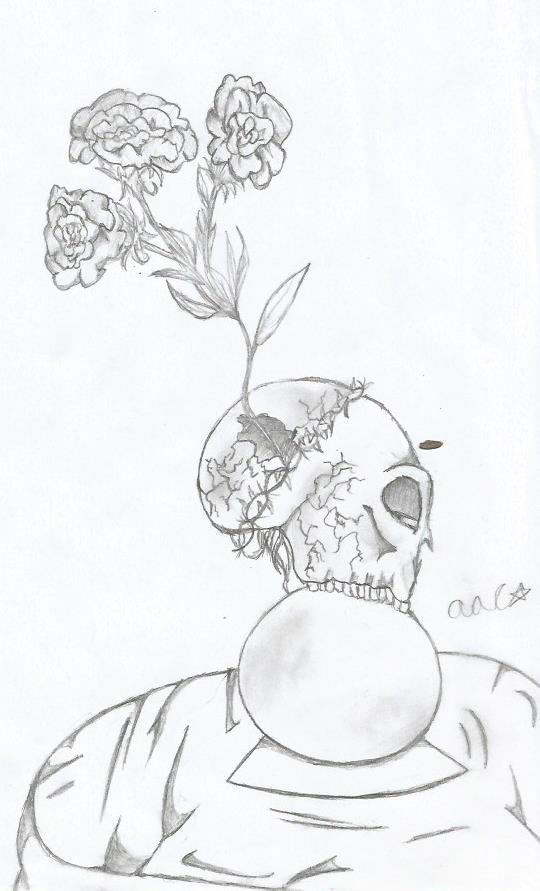 From Death Grow Life, From Death Speak by HotohoriLOVER
