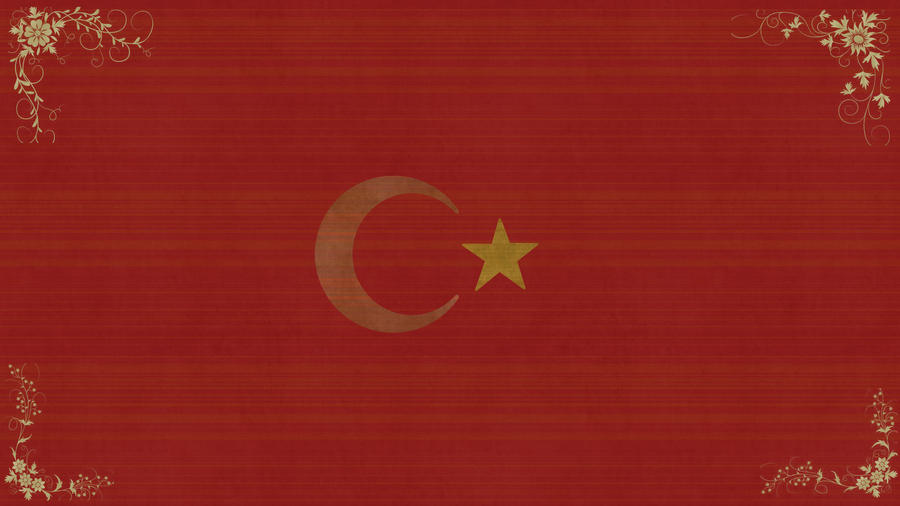 Turkey Flag HD Wallpaper By Xumarov