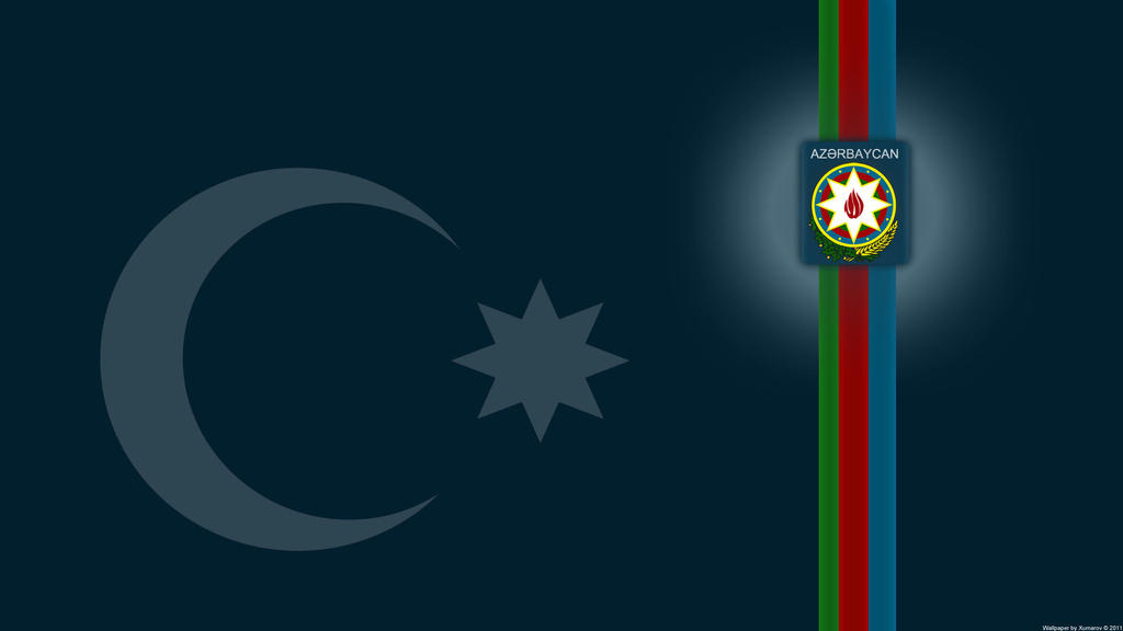 Wallpaper Azerbaijan by Xumarov