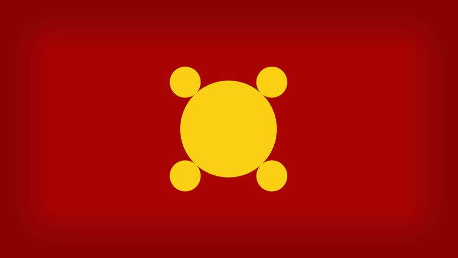 Lazistan Flag by Xumarov