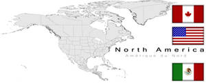 North America by Xumarov