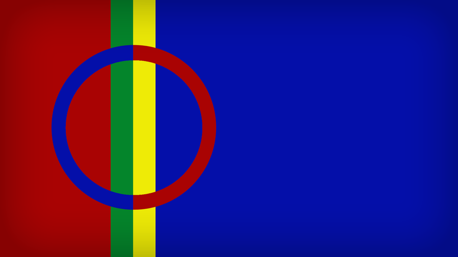 Sami people by Xumarov