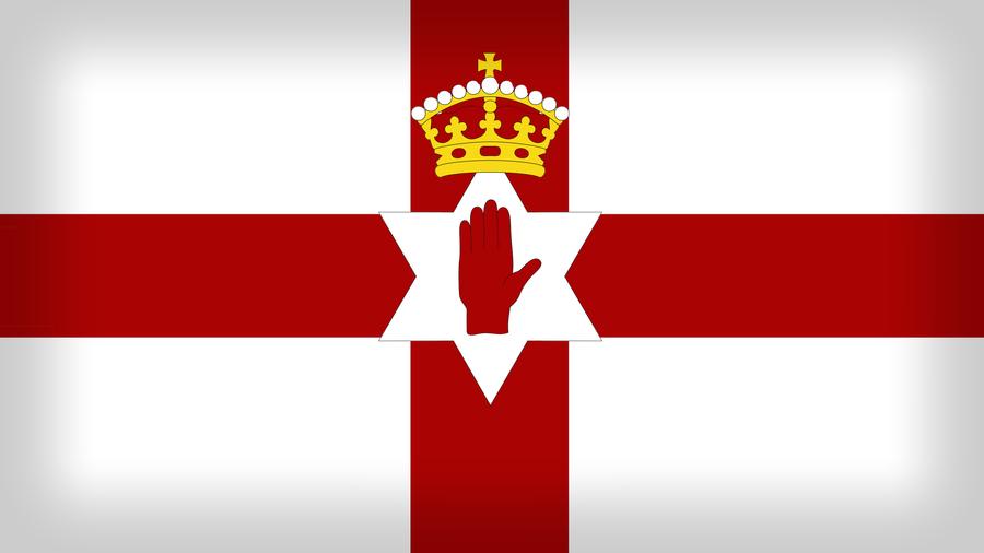северная ирландия флаг фото робертовна