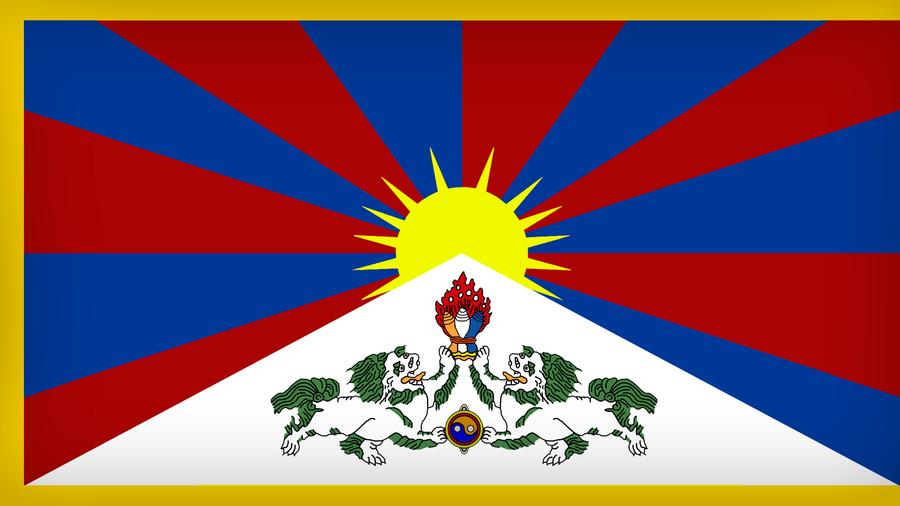 Tibet by Xumarov