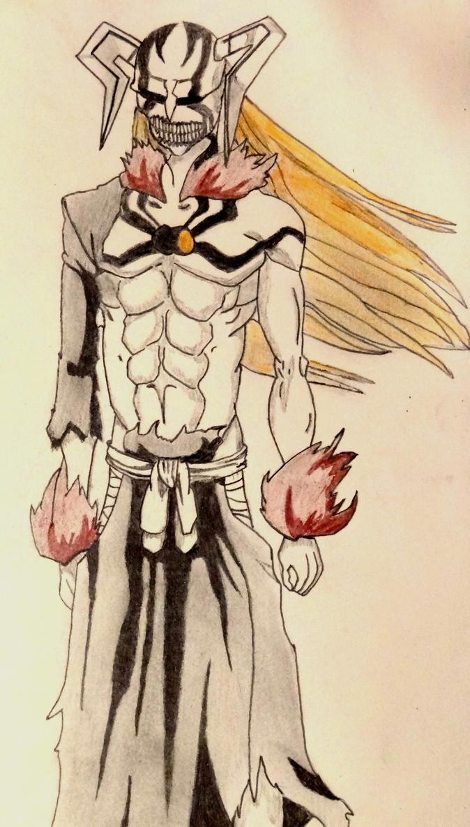 Ichigo Kurosaki 2nd Hollow Form by graeme94