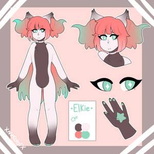 Elkie/starlight MYO