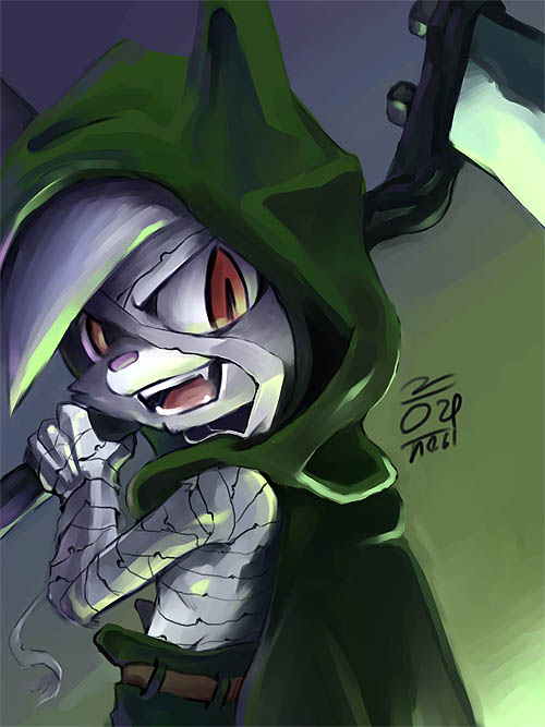 Aunno The Reaper by aun61