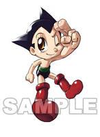 The Astro Boy, Atom by aun61
