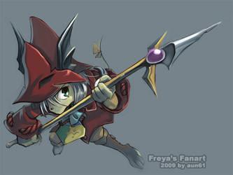 Freya by aun61