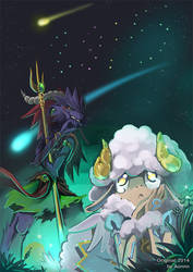 2015 The Year of Goat by aun61