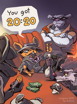 Happy New Year My Rodent Gang.