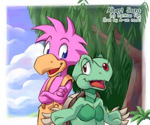 Albert and Sora
