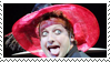 Tre Cool's Hat stamp by MollzyStJimmy
