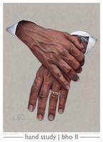 hand study | bho II by Randy-man