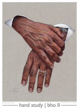 hand study | bho II