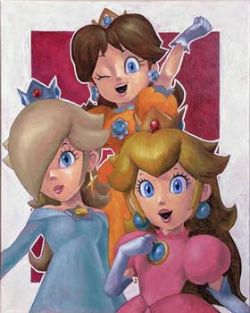 princess trio