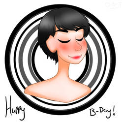 Happy (Late) Birthday Suga! by Ocean-Blu-Tomboy