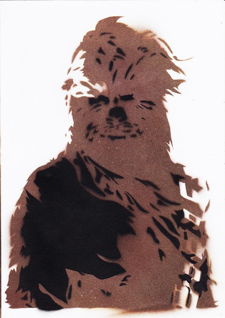 Chewbacca by Ali-Radicali