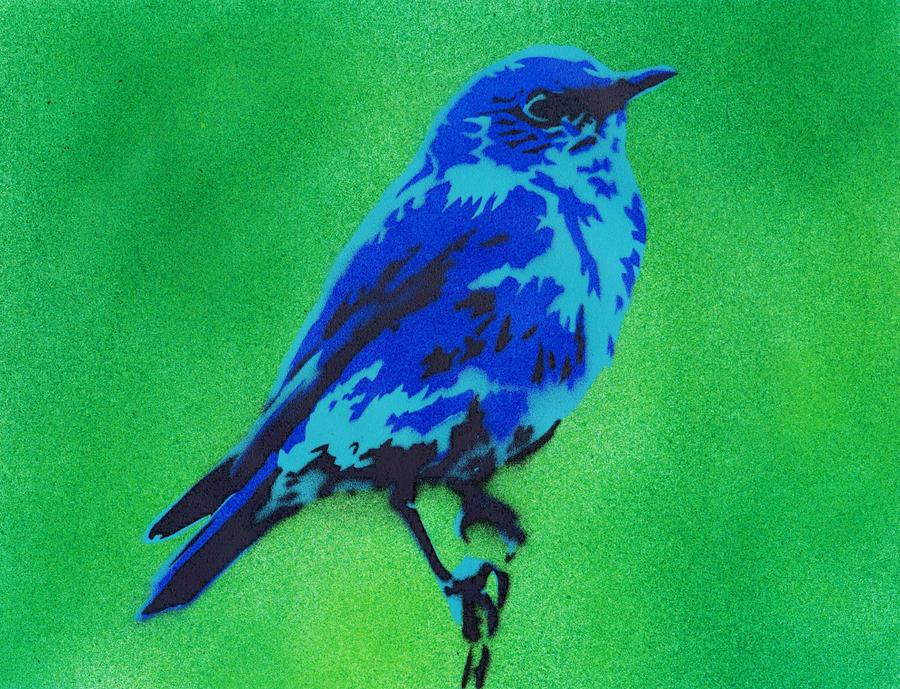 Bluebird by Ali-Radicali